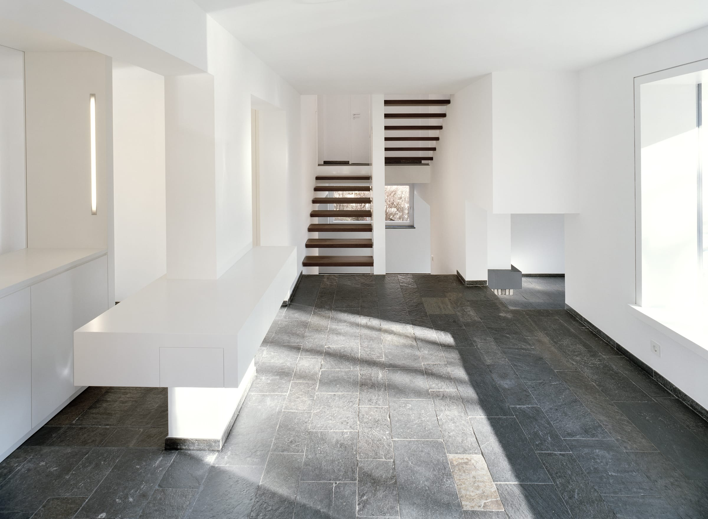 Haus B — Innenarchitektur — Projekte — Bottega + Ehrhardt