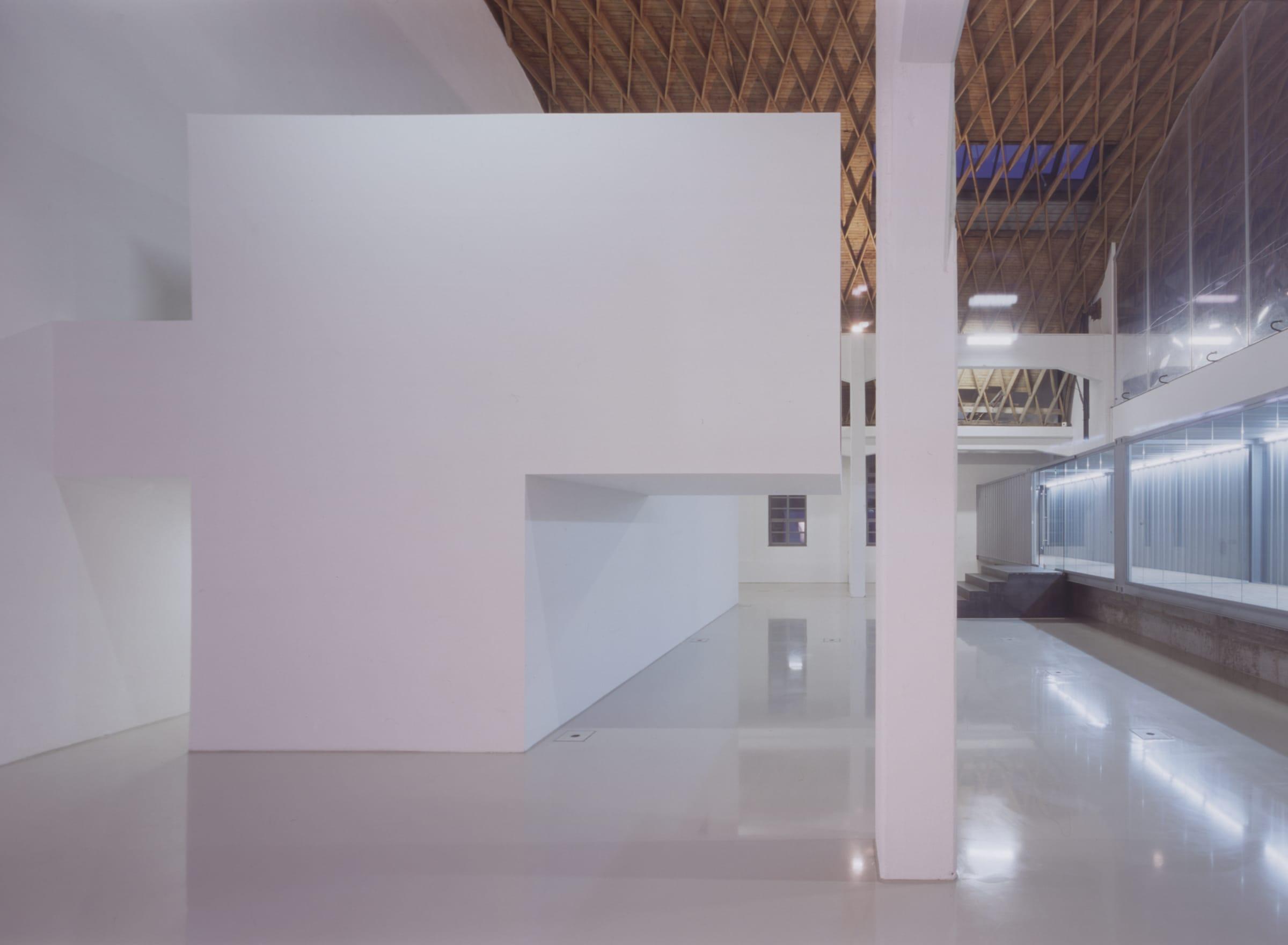 Zollinger Halle Büro Eisfink — Innenarchitektur — Projekte ...